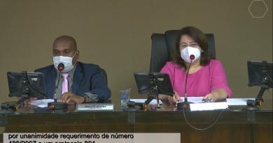 JATAÍ: Ao vivo Sessão Ordinária Câmara Municipal